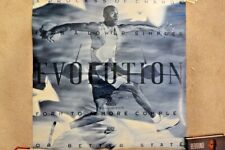 "1991 NIKE MICHAEL JORDAN EVOLUTION POSTER 24"" X 24"""