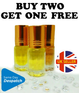 SPICEBOMB'S !!! 3ml QUALITY LASTING Perfume Oil roll on Attar HOUSE OF FRAGRANCE