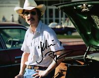 Matthew Mcconaughey Signed 10X8 Photo Dallas Buyers Club'  AFTAL COA (7227)