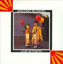 AMAZING BLONDEL - LIVE IN TOKYO [BONUS TRACKS] [SLIPCASE] USED - VERY GOOD CD