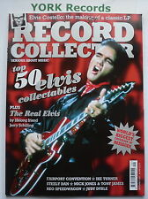 RECORD COLLECTOR MAGAZINE - Issue 340 September 2007 - Elvis Presley /Costello