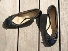 Clarcks chaussure femme vernis noir haut talon T39