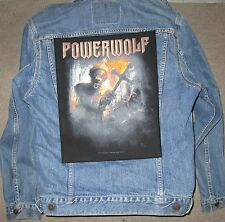 POWERWOLF preachers of the BACKPATCH / BACK PATCH / LARGE /