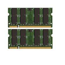 8GB (2x4GB) DDR2-800 SODIMM Laptop Memory PC2-6400 New!