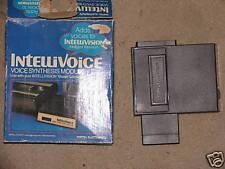 Mattel IntelliVoice Voice Synthesis Module #3330