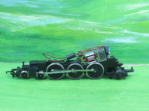 Hornby Margate 4-6-2 West Country Battle of Britain loco chassis & working motor
