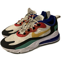 "Nike Air Max 270 React ""Bauhaus""  A04971-002 Men's Size 9.5 RARE 🔥"