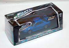 Fast E Furious 4 Diecast Model 1/43 2002 Nissan Skyline GT R Greenlight Collecti