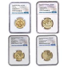 2019 Innovation Dollar Reverse Proof Set - 4 Coin Set - NGC 70
