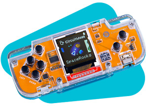 CircuitMess Nibble - DIY Game Console    Learn Electronics and Coding
