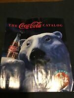 FALL 1993 COCA-COLA CATALOG FIRST EDITION VOL.1/ISSUE 1 GOOD CONDITION.SEE PHOTO