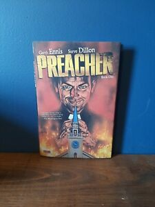 PREACHER OMNIBUS HC VOLUME 1 / REPS #1-33 / ENNIS