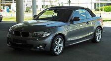 BMW E88 1er Cabrio Verdeck Einbau Anleitung Montage EBA