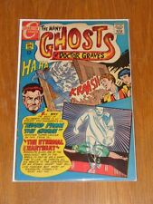 MANY GHOSTS OF DOCTOR GRAVES #13 FN (6.0) CHARLTON COMICS DITKO APRIL 1969