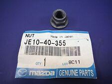 Miatamecca Exhaust Manifold Nut 10mmX1.5mm Fits 90-05 Mazda Miata MX5 JE1040355