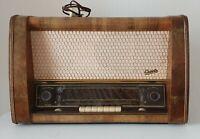 Antike Röhrenradio Graetz Gross-Super 174W gebraucht, top zustand-Bj Anfang 50er