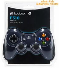 Logitech Logicool USB Gamepad Controller F310r for PC from JAPAN F/S tracking
