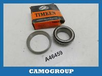Set Bearing Wheel Bearing Set Timken FORD Escort Fiesta JL68145