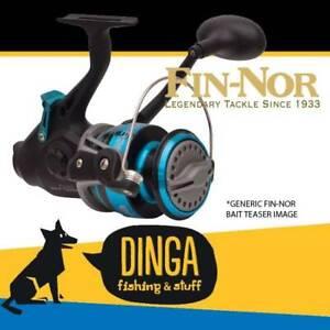 Fin-Nor Bait Teaser Spinning Fishing Reel Series