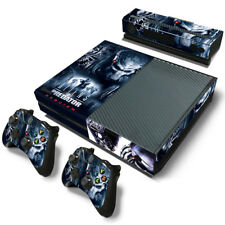 ALIENS VS MAN DECAL SKIN PROTECTIVE STICKER for XBox ONE CONSOLE CONTROLLER