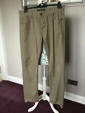 French Connection W34 L 32 Faun Straight Leg Mens Jeans
