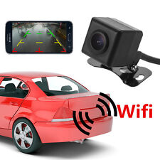 Waterproof WiFi HD Rear View Reverse Caméra sans fil Parking Caméra vision de nuit