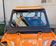SideWind3r polaris RZR full glass windshield WindControl bottom vent xp1k XPT