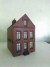 Faller HO Scale Clinker-Brick House Building Kit 130976- assembled see desc