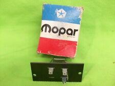 NOS Mopar Blower Motor Resistor 3503482