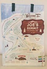 Joe's Summit Colorado Trader Joe's BAG reusable Shopping grocery bag tote NWT