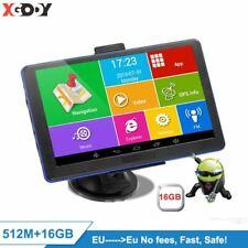 XGODY 7'' Car GPS Sat Nav Navigation 256MB RAM 8GB 2D 3D Map preloaded Bluetooth