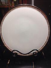 "Mikasa ACCENT GOLD Chop Plate (Round Platter) 12"""