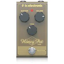 Tc Electronic 000-cq700–00010 Pot À Miel Fuzz Pédale