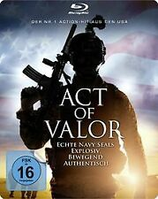 Act of Valor - Steelbook [Blu-ray] [Limited Edition]... | DVD | Zustand sehr gut