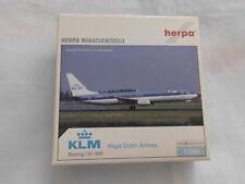 Herpa 505918 KLM Royal Dutch Airlines  in 1:500 Neu siehe Fotos