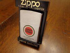 LUCKY STRIKE AN AMERICAN ORIGINAL ZIPPO LIGHTER MINT IN BOX 1996