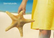 GIANT STAR FISH POSTCARD -  HUGE SEA STAR or STARFISH POSTCARD