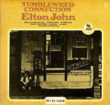 "ELTON JOHN - Tumbleweed Connection 1980 (Vinile=Mint) LP 12"""