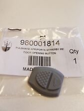 Genuine Maserati 4200 Key Opening Button Rubber Part Number 980001814