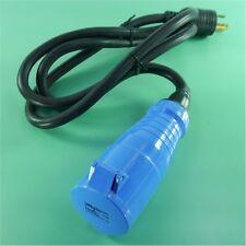 NEW Waterproof Power Cord/Cable 6ft/30A/250V *NEMA L6-30P w/ALTECH ABL17-K3220A*