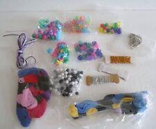 Arts & Crafts Beads & metallic thread jewelry making embroidery floss bracelet