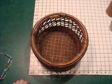 vintage Interesting Basket but does have damage as shown.