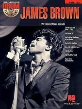 James Brown: Drum Play-Along Volume 33 by James Brown (Mixed media product,...