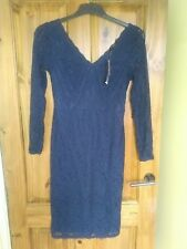 BNWT George Petrol Blue Lace Party Dress size 10 from ASDA