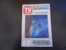 Brent Spiner, Star Trek: Nemesis - TV Guide Magazine 2002