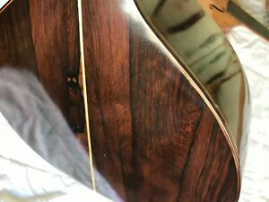 JOSE Ramirez 1969 Concert BANDURRIA Brazilian Rosewood Guitar Guitarra Luthier