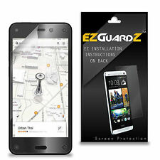6X Ezguardz Screen Protector Cover Shield Hd 6X For Amazon Fire Phone (Clear)