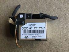 2005 Audi allroad Air Suspension Level Control Module computer 4z7907553f