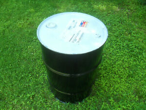 Steel sealed 30 gallon drum burn barrel Stove Connecticut PICKUP ONLY!