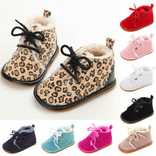Newborn Baby Girls Boys  Shoes First Walkers Soft Sole Casual Shoes Sneakers